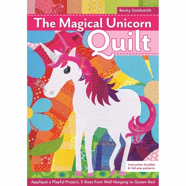 ISBN 9781617456084 The Magical Unicorn Quilt No Colour