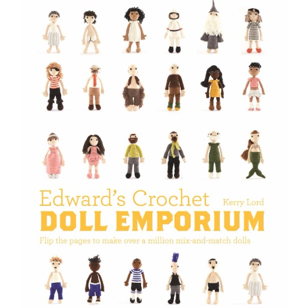 ISBN 9781911595052 Edward's Crochet Doll Emporium No Colour