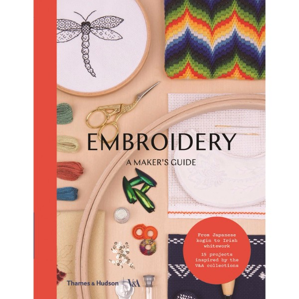 ISBN 9780500293270 Embroidery No Colour