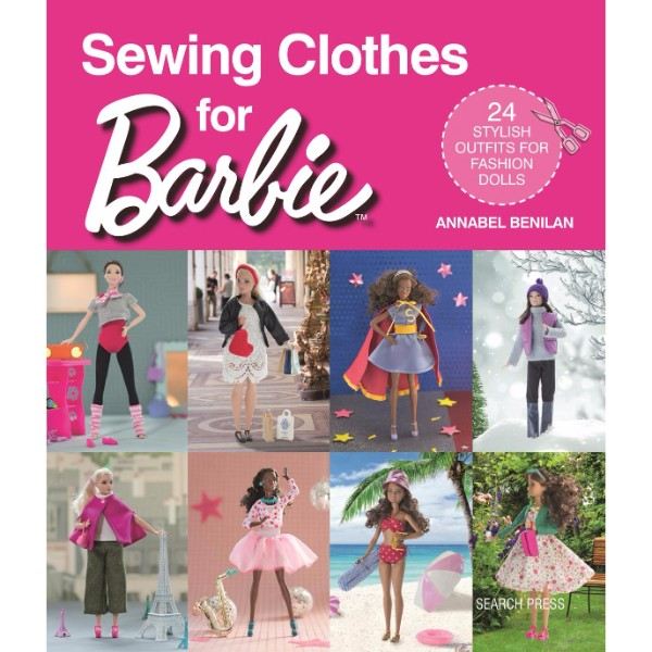 ISBN 9781782215974 Sewing Clothes for Barbie No Colour