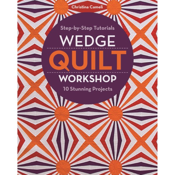 ISBN 9781617454981 Wedge Quilt Workshop No Colour