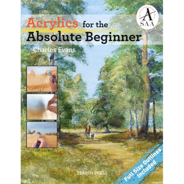 ISBN 9781782213987 Acrylics for the Absolute Beginner No Colour