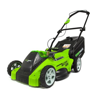 Greenworks 40cm 40v Lawnmower (NO BATTER