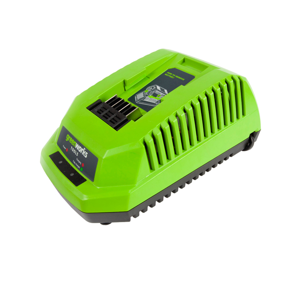 Greenworks 40V Lithium-ion Charger No Colour