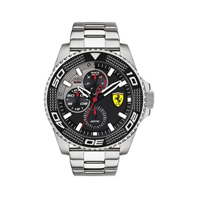 Scuderia Ferrari Gent's XX Kers Extreme Watch with Stainless Steel Bracelet