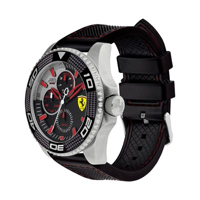 watches watch com ferrari scuderia amazon band men dp s silicone xx