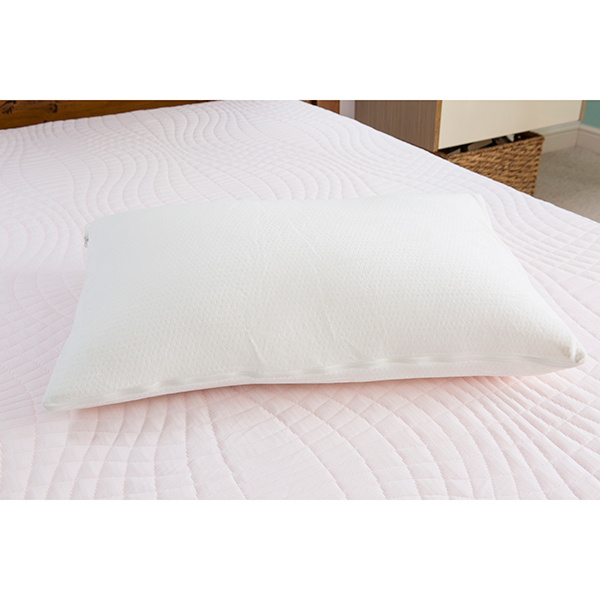 Sleep Genie Ultimate Comfort Memory Wrap Pillow Featuring Aurora Foam No Colour