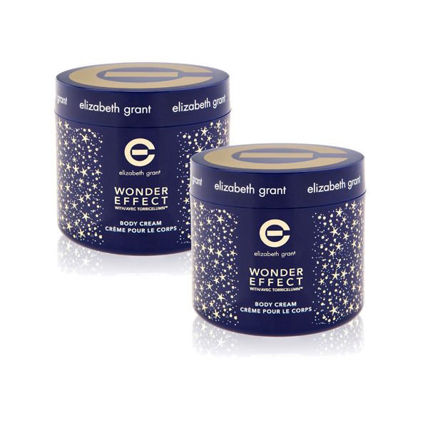 Elizabeth Grant Wonder Effect Body Cream Duo 400ml No Colour