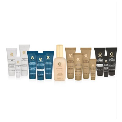 Elizabeth Grant 95th Birthday Bundle containing Supreme Triple Essence of Torricelumn 90ml with NEW Discovery Collections
