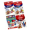 Childrens Mega 18 Piece Toy Bundle with 2 x Santa Sacks