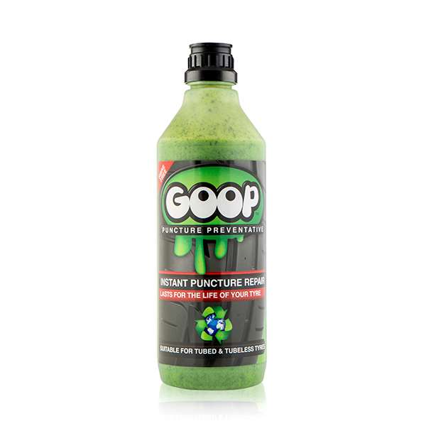 Goop Puncture Preventative 1L Bottle No Colour