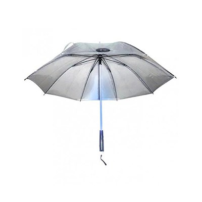 Rainshine Light Up Clear Umbrella with Torch