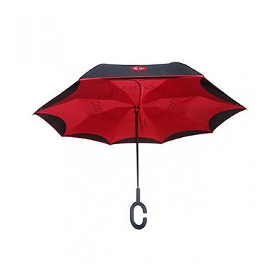 Raincatcher Fold Up Inside Out Umbrella