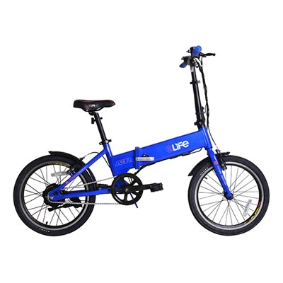 Elife Air 36v 250w 9 Power Modes Electric Folding Bike 20inch Wheel