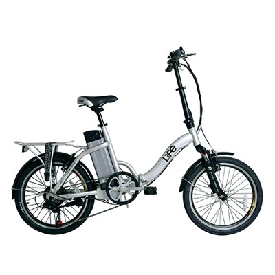Elife Explorer 36v 250w Electric Folding Bike with 20inch Wheel