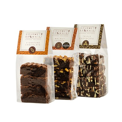 Gourmet Brownie Signature 12 Piece Selection