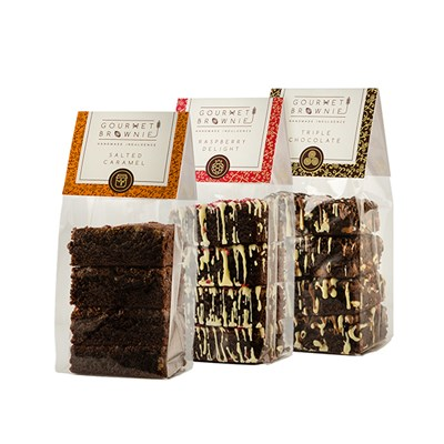 Gourmet Brownie Classic 12 Piece Selection