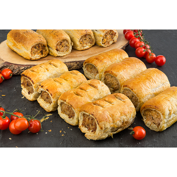 Coopers Gourmet Sausage Rolls 12 Piece Traditional Selection No Colour