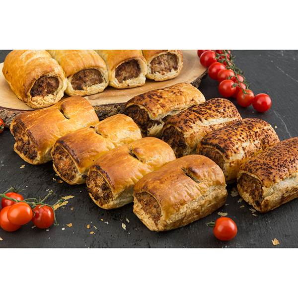 Coopers Gourmet Sausage Rolls 12 Piece Festive Selection No Colour