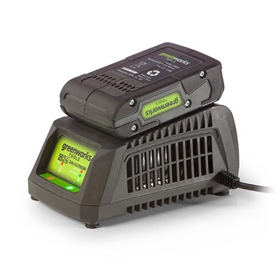 Greenworks 24V Lithium Ion Charger