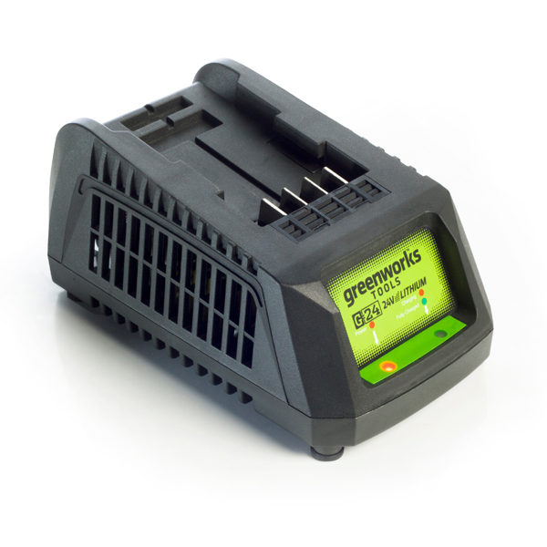 Greenworks 24V Lithium-ion Charger No Colour
