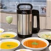 Tefal My Daily Soup and Smoothie maker with 2 Soup to go Mugs and Soup Maker Recipe Book