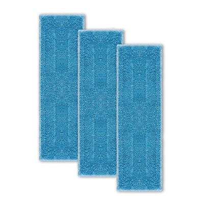 Moppy Kit - 3 Universal Microfibre Cloths