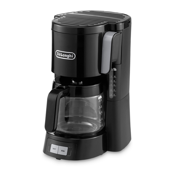Delonghi ICM15240 Front Loading Filter Coffee Maker, (437711) Ideal World