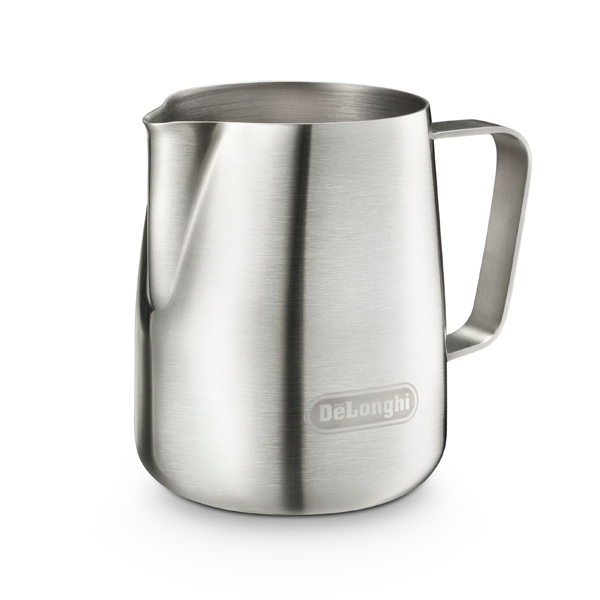 Delonghi Stainless Steel Milk Frothing Jug No Colour