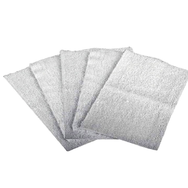 Light N Easy Pack of 5 Microfibre Cloths No Colour