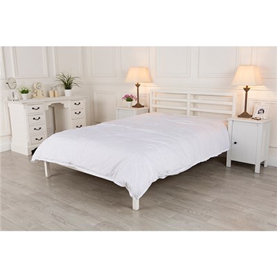 Downland All Seasons Goose Feather & Down 15 Tog Single Duvet