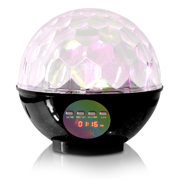 Disco Ball Speaker No Colour