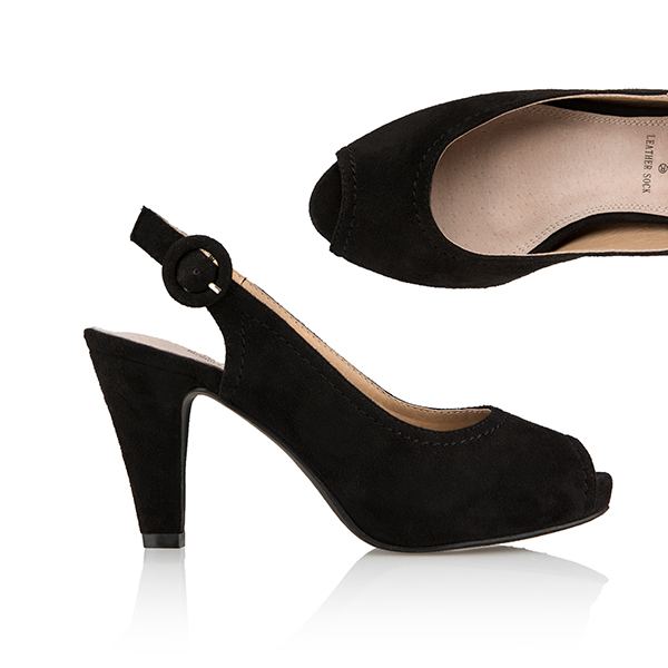 Occasions By Cushion Walk Heeled Sandal