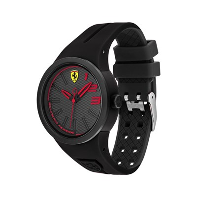 Scuderia Ferrari Gent's FXX Watch with Silicone Strap
