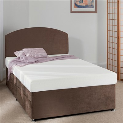 Comfort and Dreams Memory 1600 Single Mattress