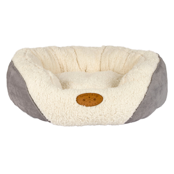 Luxury Cosy Dog Bed - Small No Colour