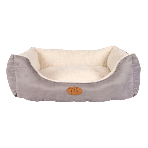 Luxury Cosy Dog Bed - Extra Large No Colour