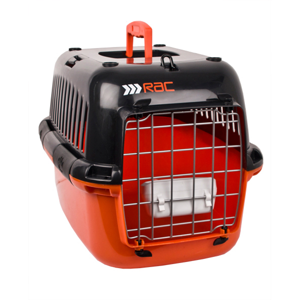 RAC Plastic Pet Carrier - Large No Colour