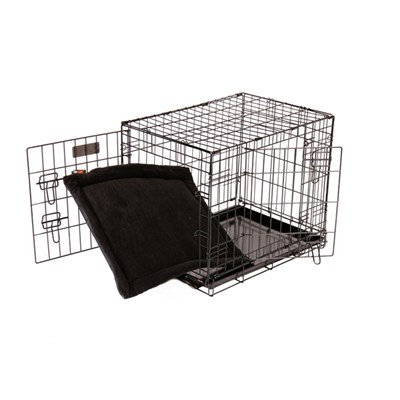 RAC Advanced Metal Fold Flat Steel Crate - Medium