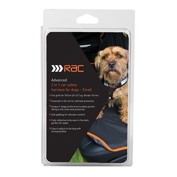 RAC Advanced Harness - Small No Colour