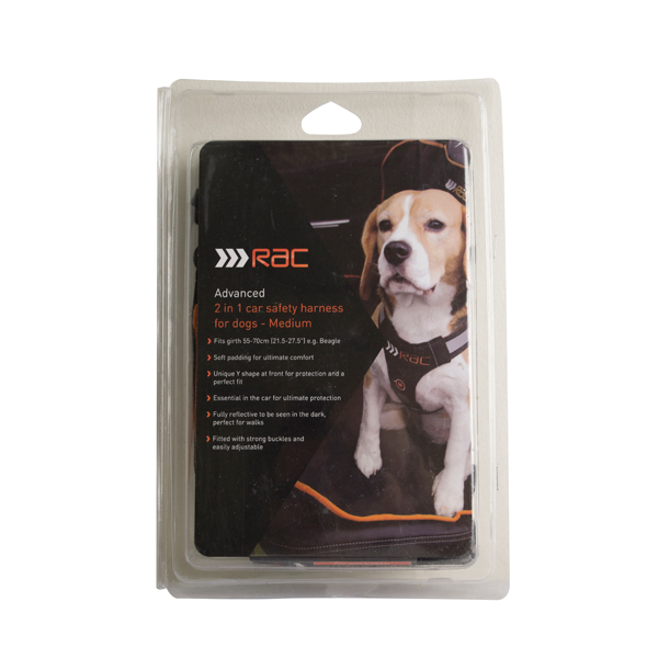 RAC Advanced Harness - Medium No Colour