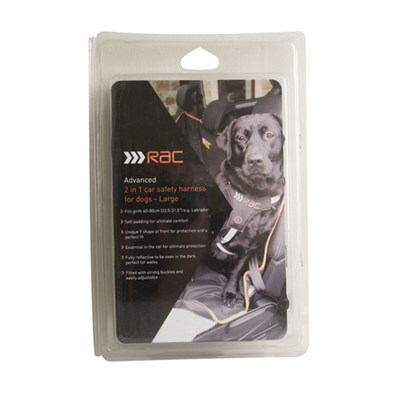 RAC Advanced Harness - Large