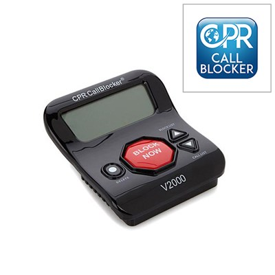 CPR V2000 Call Blocker plus Call Blocker Android App Pro License