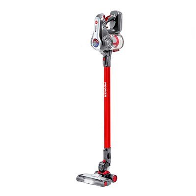 Hoover Discovery Red Cordless Vacuum