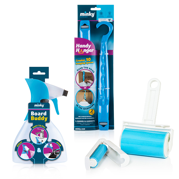 Minky Laundry Accessory Bundle No Colour