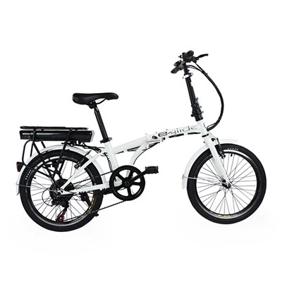 eGlide 24v 250w Fully Folding Electric Bike with 20inch Wheel