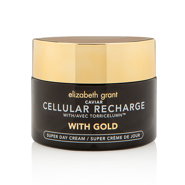 Elizabeth Grant Caviar Cellular Recharge Super Day Cream with Gold 50ml No Colour
