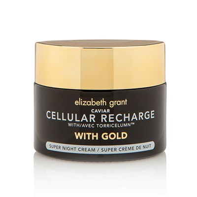 Elizabeth Grant Caviar Cellular Recharge Super Night Cream with Gold 50ml