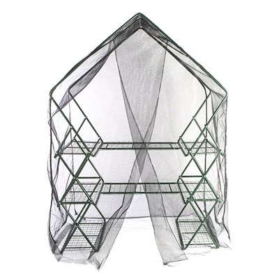 Pop Up Greenhouse Mesh Cover
