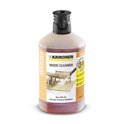 Karcher 1L Wood Cleaner Detergent